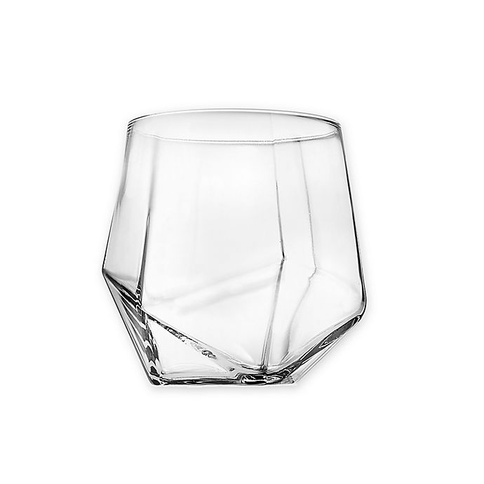Alternate image 1 for Godinger Isla Double Old Fashioned Glasses (Set of 4)