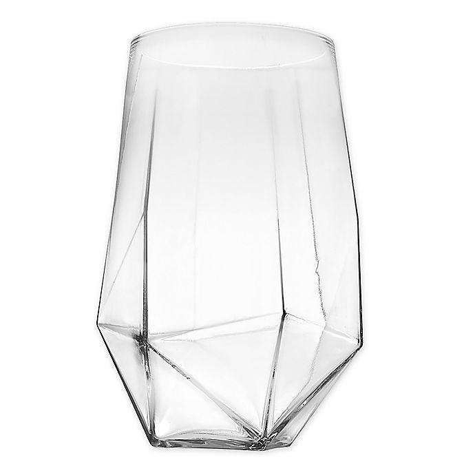 Alternate image 1 for Godinger Isla Highball Glasses (Set of 4)