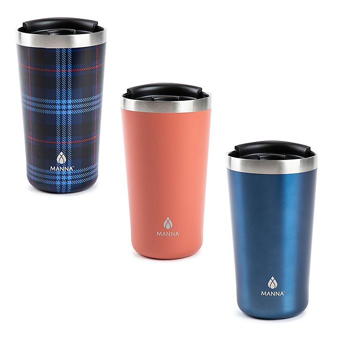 Alternate image 1 for Manna™ 18 oz. Ranger Pint Travel Mug Collection