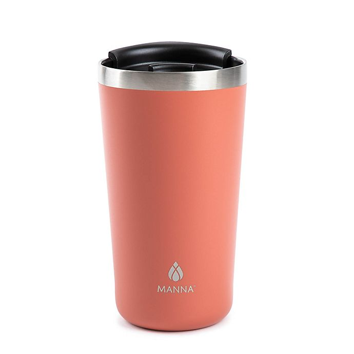 Alternate image 1 for Manna™ 18 oz. Ranger Pint Travel Mug in Terracotta