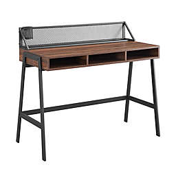 Forest Gate™ Wheatland Writing Desk in Dark Walnut