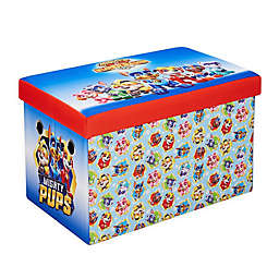 The FHE Group Inc. PAW Patrol 24-Inch Folding Storage Bench in Blue Multi