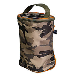 J.L. Childress Tall TwoCOOL™ Insulated 2-Bottle Cooler in Camouflage