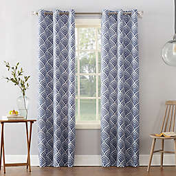Sun Zero® Clarke Room Darkening Thermal Insulated Grommet Curtain Panel