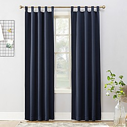 Sun Zero® Mariah Tab Top Curtain Panel