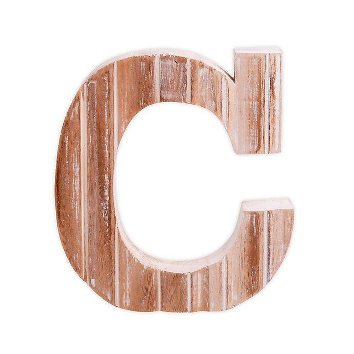 Alternate image 1 for Bee & Willow™ Home Monogram Letter \