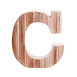 "Bee & Willow™ Home Monogram Letter ""C"" Wall Art"
