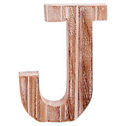 "Bee & Willow™ Home Monogram Letter ""J"" Wall Art"