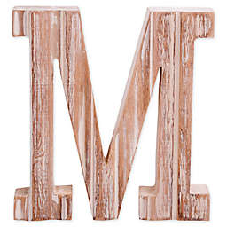 "Bee & Willow™ Home Monogram Letter ""M"" Wall Art"