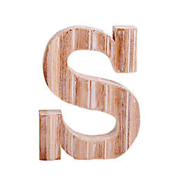 "Bee & Willow™ Home Monogram Letter ""S"" Wall Art"