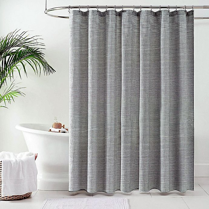 Alternate image 1 for UGG® Olivia Shower Curtain Collection in Grey