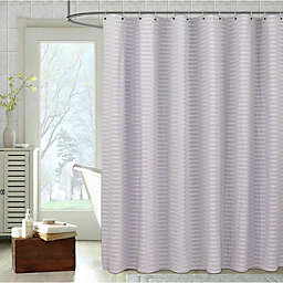 Pereira da Cunha Parker Shower Curtain in Gray