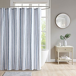 Larah JLA 72-Inch x 72-Inch Shower Curtain