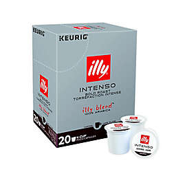 illy® Intenso Coffee Keurig® K-Cup® Pods 20-Count