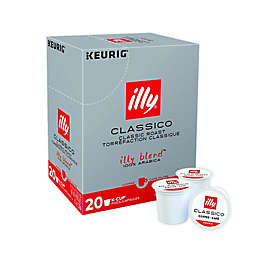 illy® Classico Coffee Keurig® K-Cup® Pods 20-Count