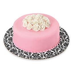 Wilton® Damask Fashion Cake Boards