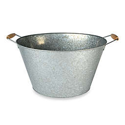 Artland® Oasis Galvanized Steel Oval Party Tub