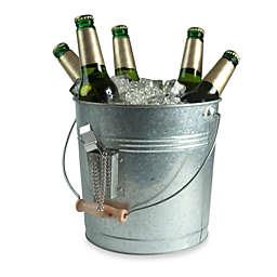 Artland® Oasis Galvanized Steel Beverage Pail