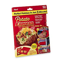 Potato Express™ Microwave Potato Cooker