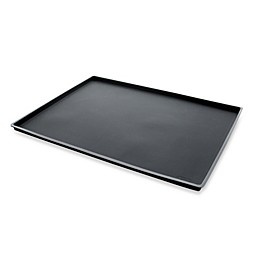 Lékué 12 x 16-Inch Non-Spill Baking Sheet in Black