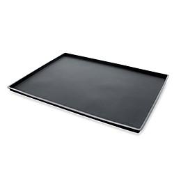 Lékué 12 x 16-Inch Non-Spill Baking Sheet in Black