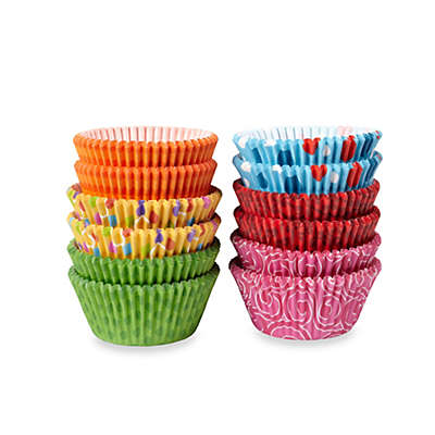 Wilton® 300-Count Seasons Standard Baking Cups
