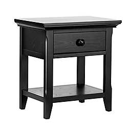 Baby Caché Overland Nightstand in Forever Black