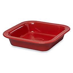 Fiesta® 9-Inch Square Baker in Scarlet