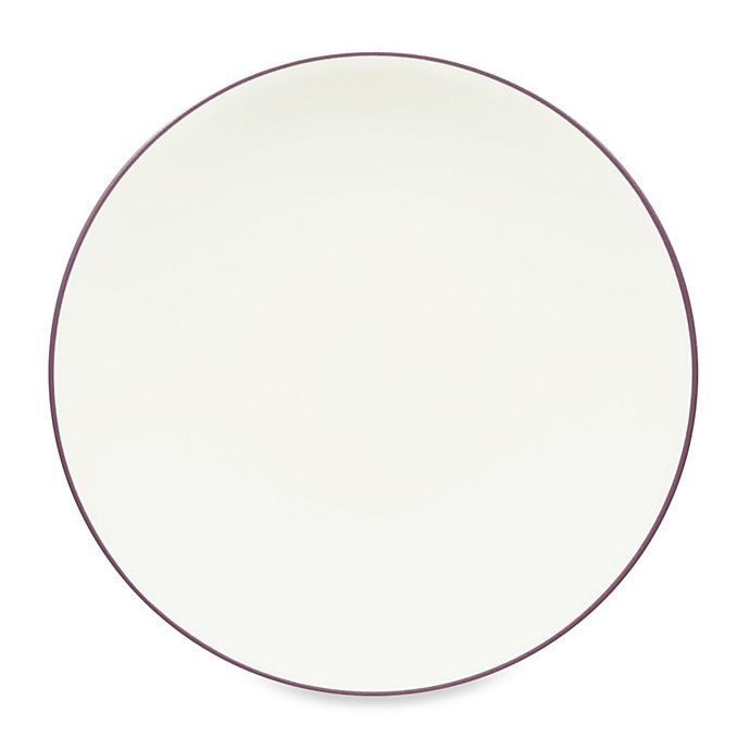 Alternate image 1 for Noritake® Colorwave Coupe Salad Plate in Plum