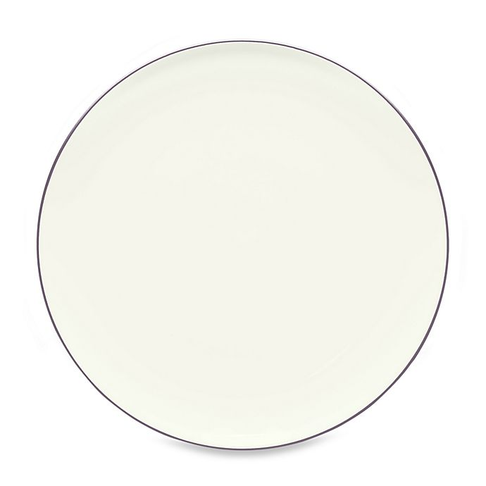 Alternate image 1 for Noritake® Colorwave Round Platter in Plum