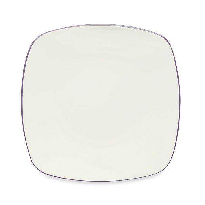Alternate image 1 for Noritake® Colorwave Square Dinner Plate in Plum
