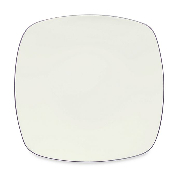 Alternate image 1 for Noritake® Colorwave Square Platter in Plum