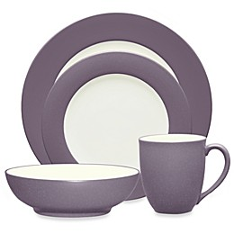 Noritake® Colorwave Rim Dinnerware Collection in Plum