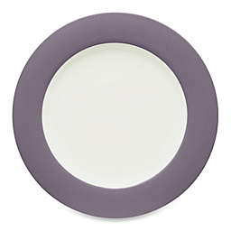 Noritake® Colorwave Rim Dinner Plate in Plum