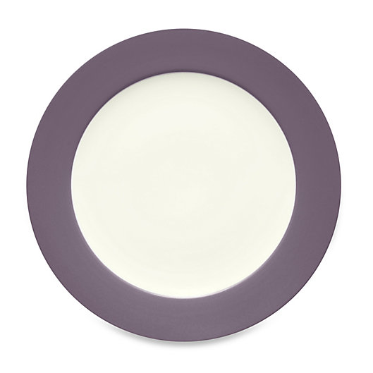 Alternate image 1 for Noritake® Colorwave Rim Platter in Plum