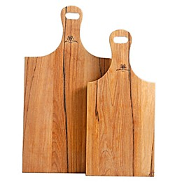 Bee & Willow™ Home Olive Wood Serve Boards (Set of 2)