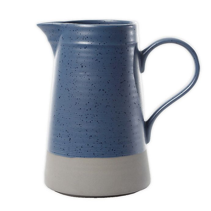 Alternate image 1 for Bee & Willow™ Home Milbrook Pitcher in Blue
