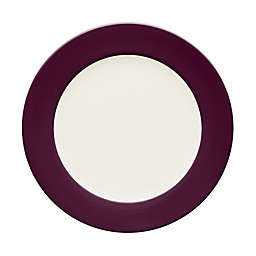 Noritake® Colorwave Rim Dinner Plate in Burgundy