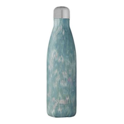 S'well Stainless Steel Water Bottle Watercolor Lilies