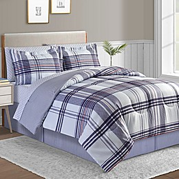 Laguna 8-Piece Reversible Comforter Set