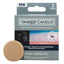 Yankee Candle® Charming Scents Pink Sands™ Car Air Freshener Refill