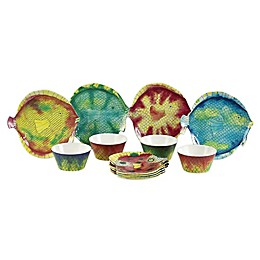 Swimmingly Melamine Dinnerware Collection