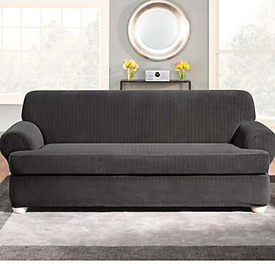 3 T Cushion Sofa Slipcover Bed Bath Beyond