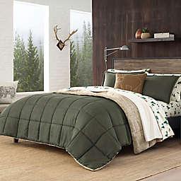 Eddie Bauer® Sherwood Reversible King Comforter Set