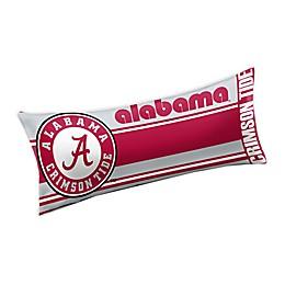 University of  Alabama Crimson Tide Body Pillow