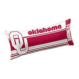 Oklahoma Sooners Body Pillow