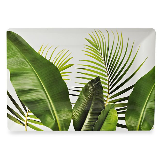 20 Inch Melamine Square Serving Tray