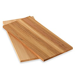 Mr. Bar-B-Q Cedar Grilling Planks (Set of 2)