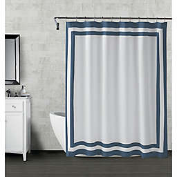 Wamsutta® Hotel Border Shower Curtain