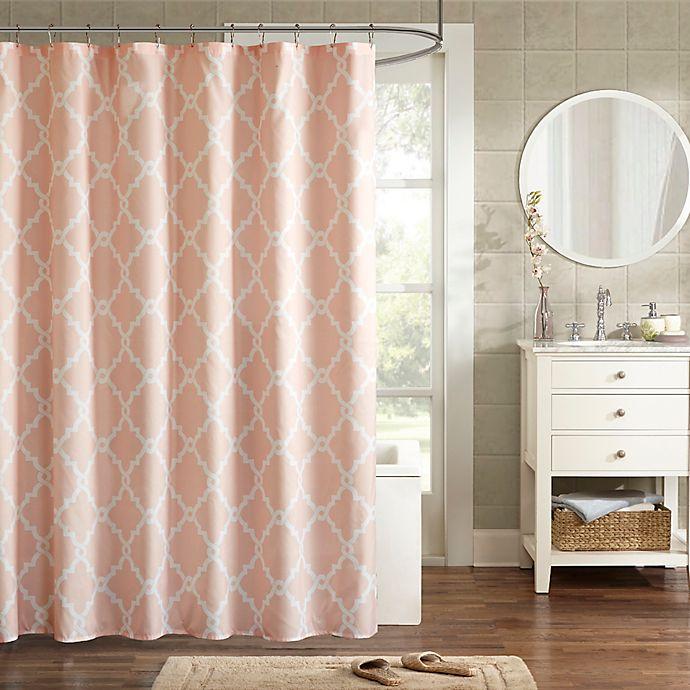 Alternate image 1 for Madison Park Essentials Merritt Shower Curtain